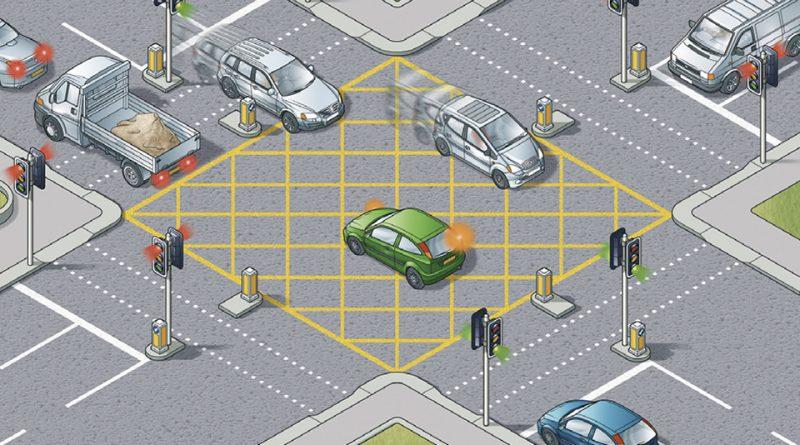 Желтый перекрёсток