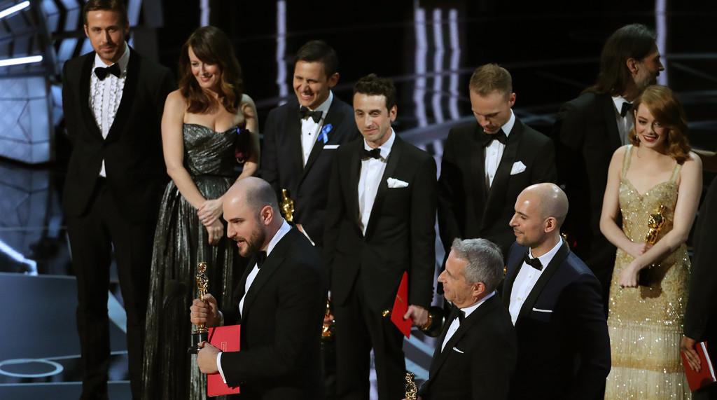 Оскар кинопремия 2017  Википедия